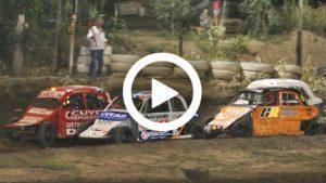 Final 5º fecha Autos Speedweros en El Santo
